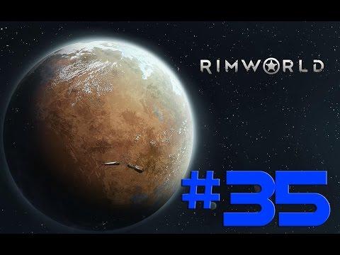 RimWorld - REFORMA E EXPANSÃO DO HOSPITAL!!! #35 (Gameplay / PC / PTBR) HD