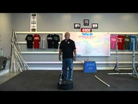 Sweep the Olympic lifts video Don McCauley