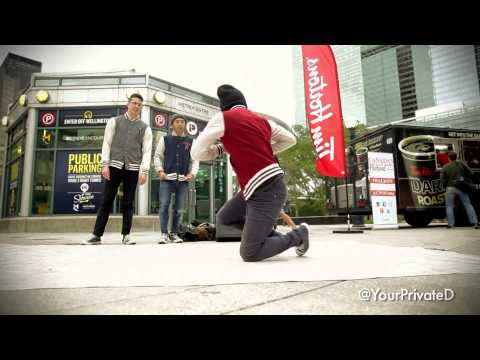 Your Private Dancers - Canada's Walk of Fame Festival