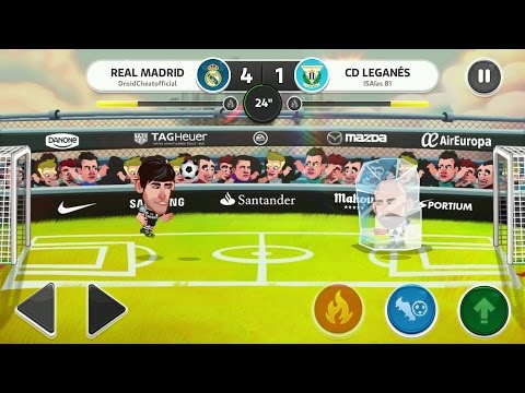 Head Soccer La Liga 2017 Android Gameplay #10