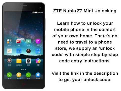 the previous zte z981 unlock code has