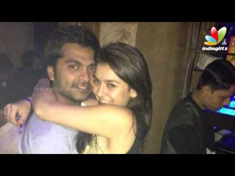 Hansika Posted Her Photos With Simbu In Facebook | Love Marriage | Vaalu | Bedroom