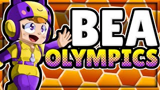 BEA OLYMPICS! | Bea in EVERY Test! | Is Bea THE BEST Sniper in Brawl Stars?! | Update Sneak Peek!
