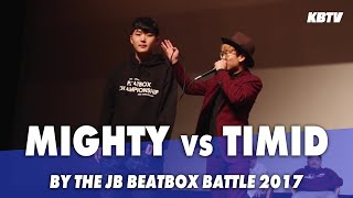Mighty VS Timid | By The JB Beatbox Battle | Final MP3