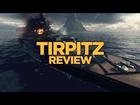 World of Warships - Tirpitz Review