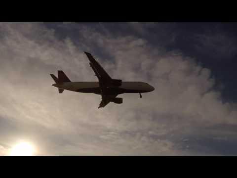 Salt Lake City Int'l Airport Planespotting - November 2016