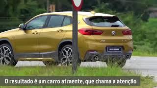 BMW X2 chega ao Brasil com pegada esportiva thumbnail