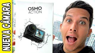 Nueva CÁMARA DE VIAJES: DJI Osmo Action | Alex Tienda ✈️