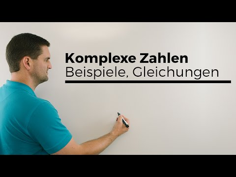 Komplexe Zahlen, Exponentialform, Mathehilfe online, Kurzerklärvideos | Mathe by Daniel Jung from YouTube · Duration:  2 minutes 44 seconds
