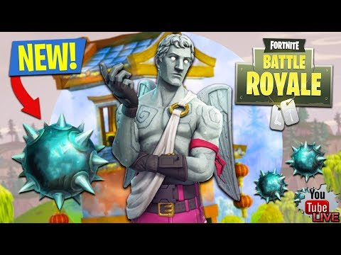 Fortnite Battle Royale-New IMPULSE GRENADE!!!!//2,000+ kills//Most Wins//Dub Time