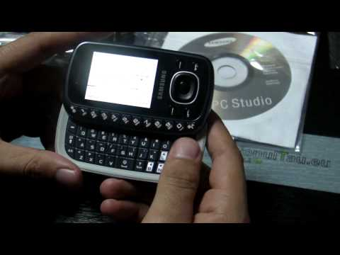 Samsung B3310 Review HD ( in Romana ) - www.TelefonulTau.eu -
