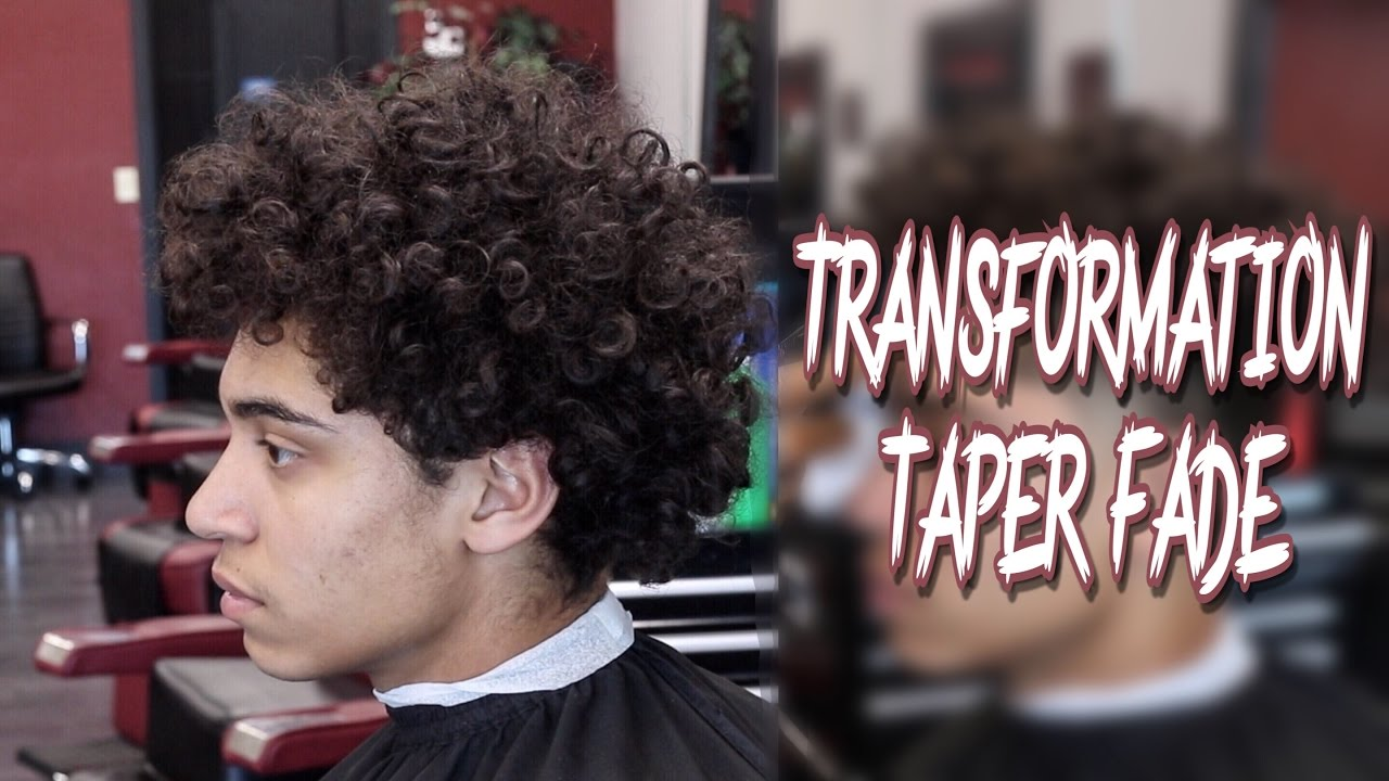 Barber Tutorial Transformation Taper Fade Ronnie Bank