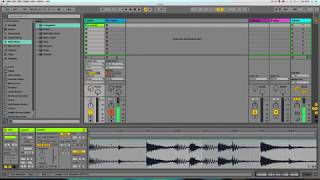 Ned Rush = The Ultimate Sample Chopping/Edits Tutorial in Ableton