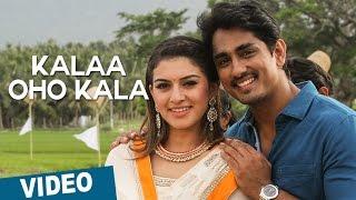 Kalaa Oho Kala Video Song | Kalavathi | Siddharth | Hansika Motwani | Trisha | Hiphop Tamizha