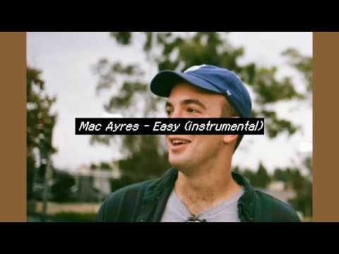 Mac Ayres - Easy (instrumental)