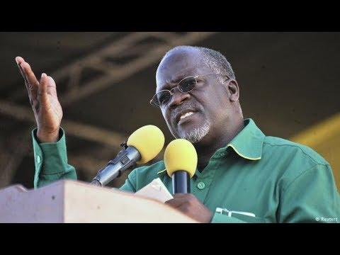 Tanzanian president demands Indian contractor's passport