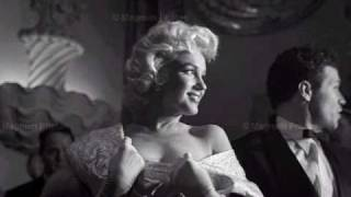 marilyn monroe at the première of east of eden 1955 Thumbnail
