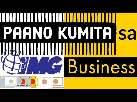 Paano Kumita sa IMG Business