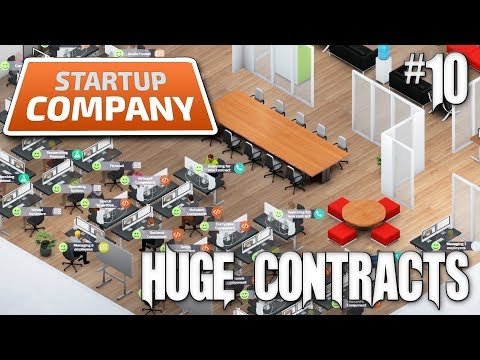 Startup Company #10 Huge Money Contracts