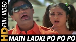 Main Ladki Po Po Po | Abhijeet, Kavita Krishnamurthy | Hera Pheri 2000 Songs | Tabu