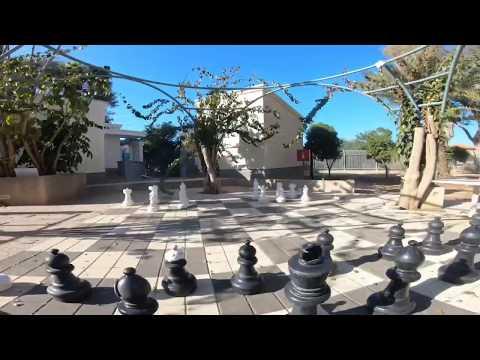 Weizmann Institute In Rehovot, Israel. GoPro Hero 6 Black