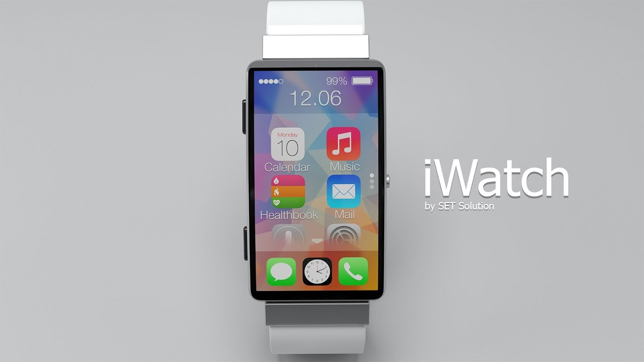 Apple Watch 2 - Concept Features