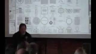 The Enochian Alphabet - Language of the Angels - Vincent Bridges & Dan Winter  part 4 of 8
