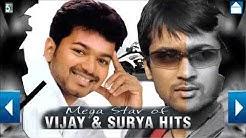 Vijay & Suriya Mega Star Super Hit Audio Jukebox
