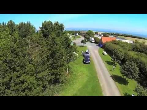 Runswick Bay Caravan Park Promotion Video   Produced By RC Heli Cam Limited HD