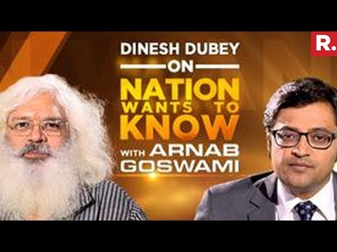 Whistleblower Dinesh Dubey Speaks To Arnab Goswami #NiravGate | Nation Wants To Know