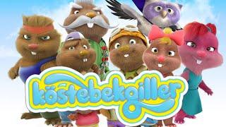 Köstebekgiller 2: Lunapark Macerası Türkçe Dublaj Animasyon Filmi   Full Film İzle
