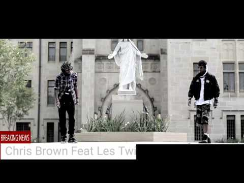 Chris Brown Feat Les Twins - Right Now ( Oficial Video HD)