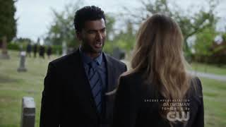 The Flash 6x01 - Caitlin Goes To Ramsey's Mom's Funeral