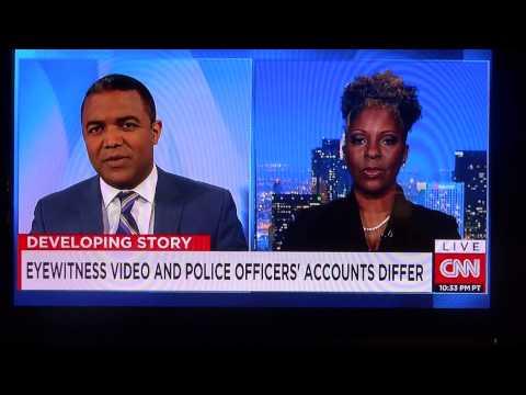 #CNN International - Traffic stop turns deadly in South Carolina