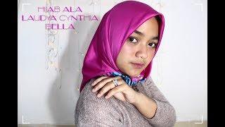 Laudya Cynthia Bella 39 s Inspiration Hijab Tutorial Rafchannisa