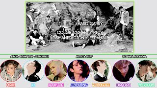 "GOT7 (갓세븐) ""하드 캐리 (Hard Carry)"" [COLOR CODED] [ROM