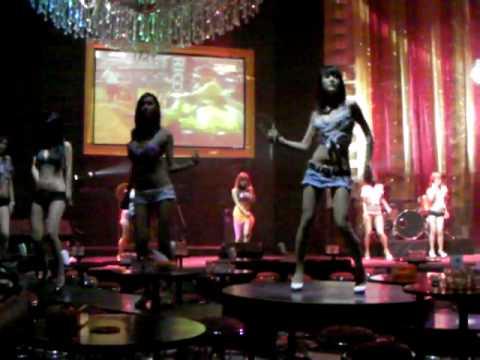 Russian Girls Dancing With