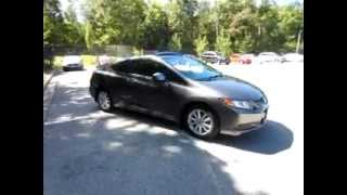 My Brand New 2012 Honda Civic EX 1 8L Coupe Review