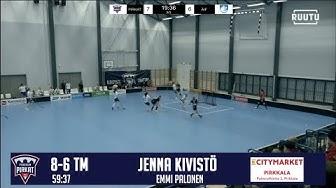 Maalikooste: Pirkat Naiset vs. ÅIF 8-6 (15.2.2020)