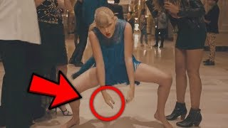 10 Things YOU Missed In Taylor Swift - Delicate!! *SHOCKING SECRETS*