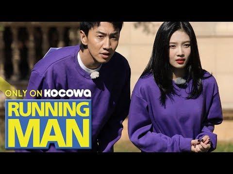 Kwang Soo  I told you. Joy is weird!!!  [Running Man Ep 427]