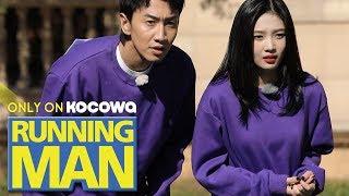 """Kwang Soo """"I told you. Joy is weird!!!"""" [Running Man Ep 427]"""