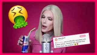 Jeffree star EXPOSES Claire's toxic makeup