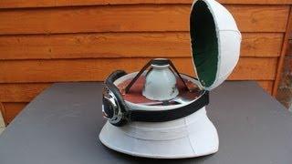 Steampunk Pith Helmet