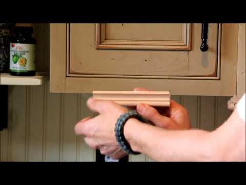 How To Install Light Rail Under Kitchen Cabinets