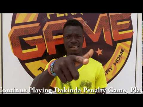 Dakinda Penalty Game-Abraham Denis;1st winner said something about Dakinda