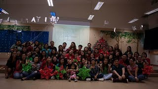 ENCS Ushering Ministry Christmas Party 2018