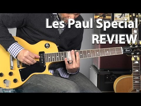 Gibson Les Paul Special Review