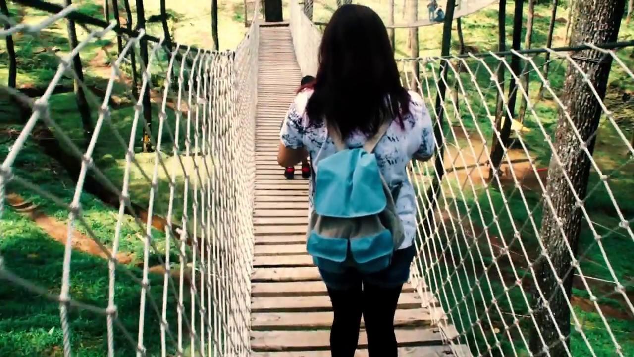 Wisata Orchid Forest Cikole Lembang Bandung With Loop