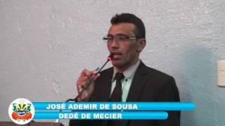 Pronunciamento Dede Mecier 07 10 2016